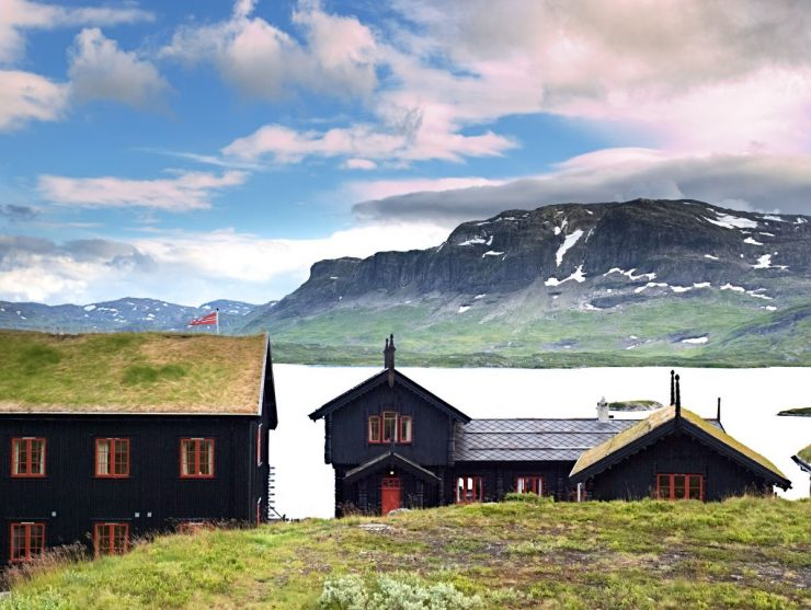 Photo Gallery: Mountains, Fjords, Fjell, Glaciers, Lakes, Rain - Norway