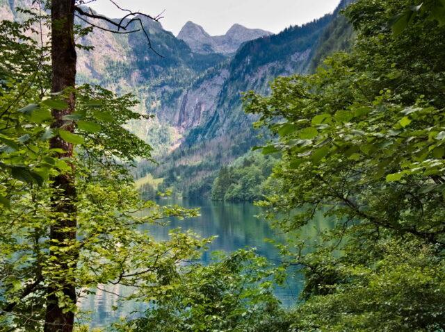Berchtesgaden Alps Königssee