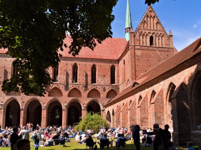 Schorfheide-Chorin Kloster Chorin