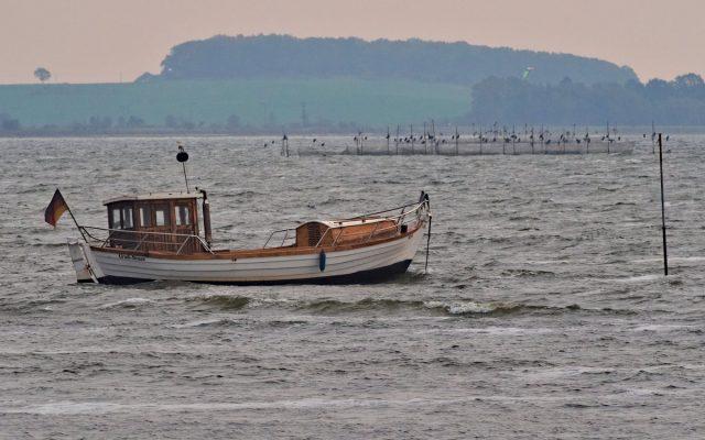 Rügen Island Greifswalder Bodden