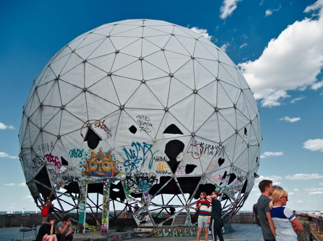 Teufelsberg Berlin, Olympus Photo Session