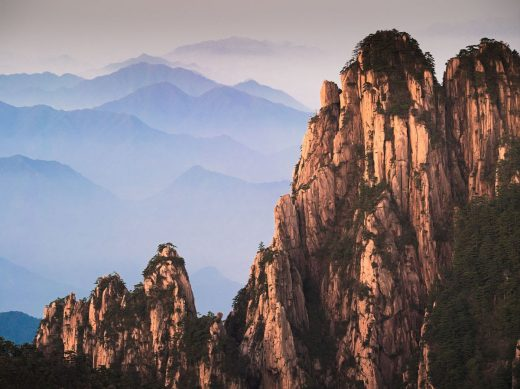 Photo Gallery: Huangshan Mountain and Hongcun Village