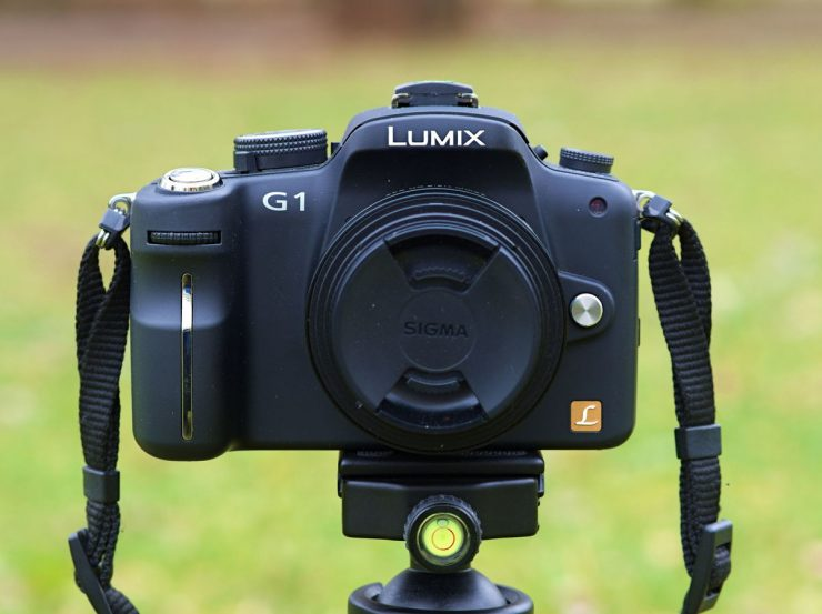 Cameras Revisited - Panasonic Lumix G1
