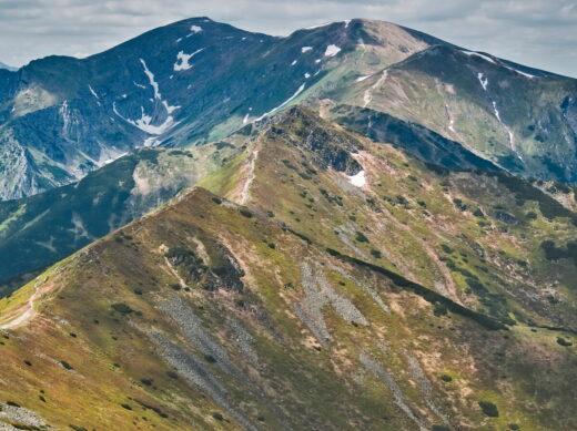 Tatra Mountains, High Tatra, Western Tatra