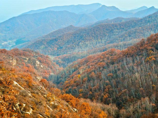 Beijing Mountains, Taihangshan, Yanshan