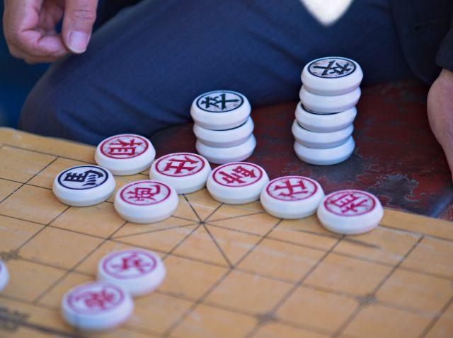 Beijing, Mahjong