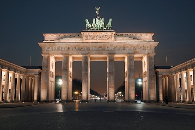Photo Gallery: Berlin, Brandenburger Tor