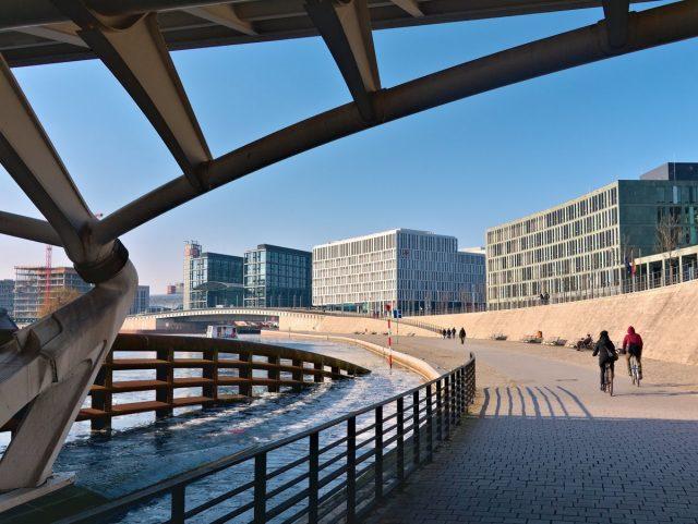 Berlin Mitte, Regierungsviertel, Hauptbahnhof
