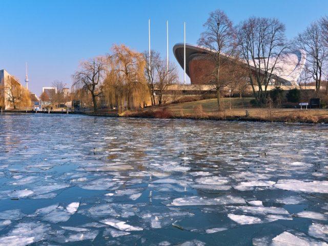 Berlin Mitte, Regierungsviertel, Haus der Kulturen der Welt