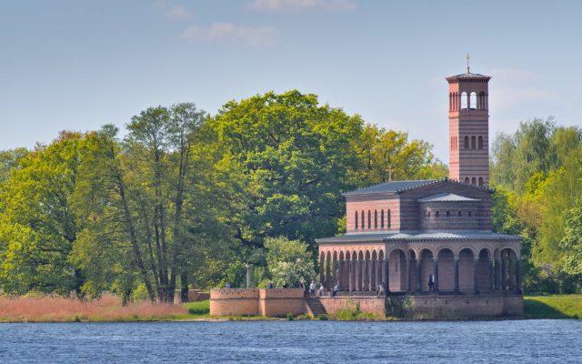 Potsdam, Sacrow, Heilandskirche
