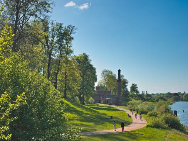 Potsdam, Park Babelsberg