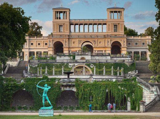 Photo Gallery: Potsdam, Sanssouci