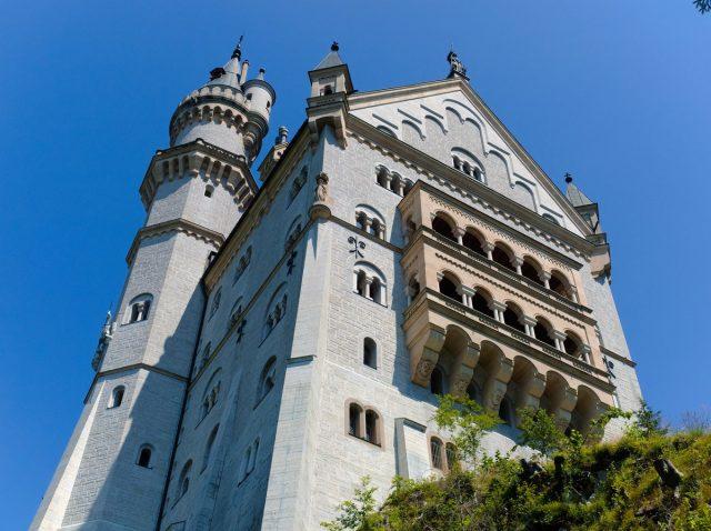 Schloss Neuschwanstein, Alps, Alpen, Alpsee, Allgäu