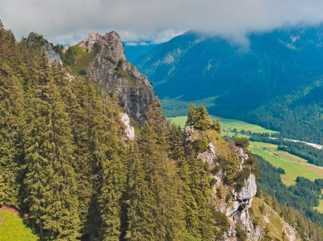 Ammergau Alps, Ammergauer Alpen, Oberammergau