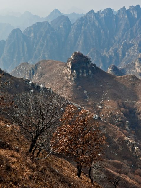 三黄山,野三坡 Taihangshan Mountains