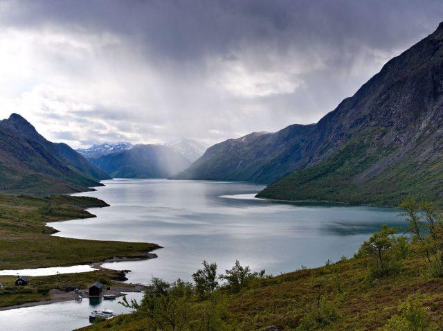 Norway Jotunheimen Gjende