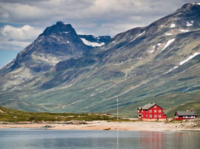 Bygdin Norway Jotunheimen
