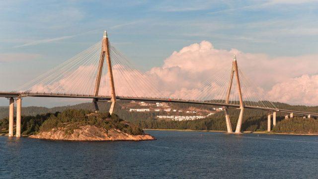 Uddevallabron, Sweden