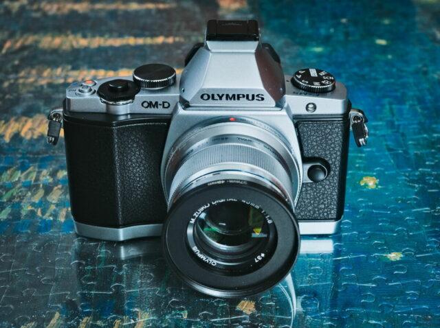 Olympus OM-D E-M5 in 2020