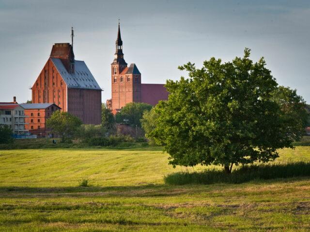 Tangermünde, Altmark, Sachsen-Anhalt, Elbe