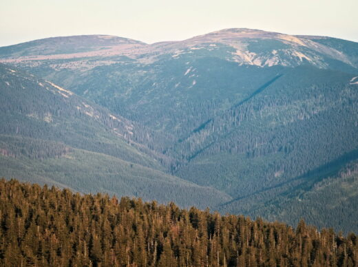 Riesengebirge, Krkonoše, Karkonosze