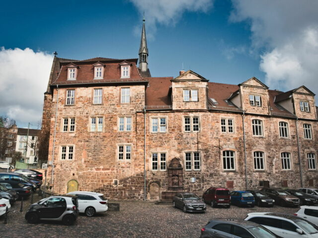 Kassel Architecture, Renthof