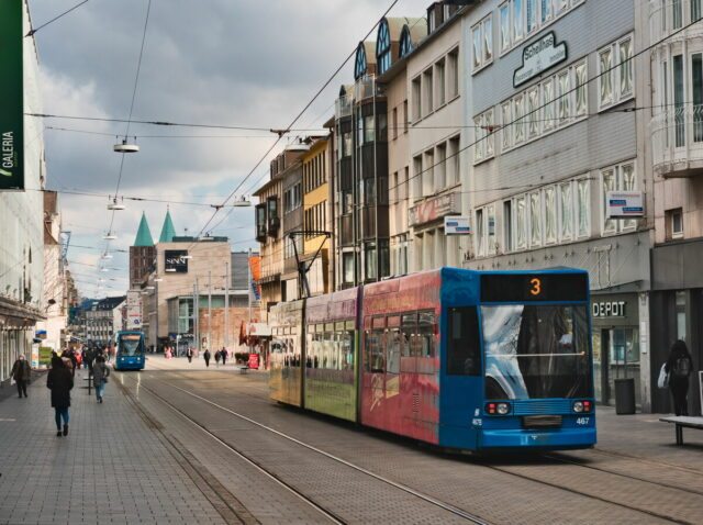 Kassel Cityscapes, Königsstraße