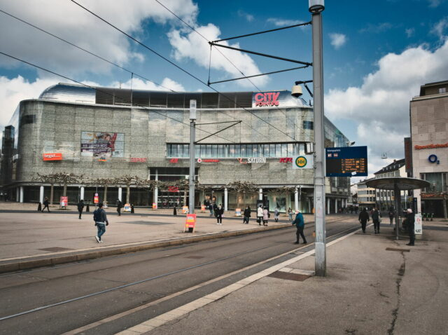 Kassel Cityscapes, Königsplatz