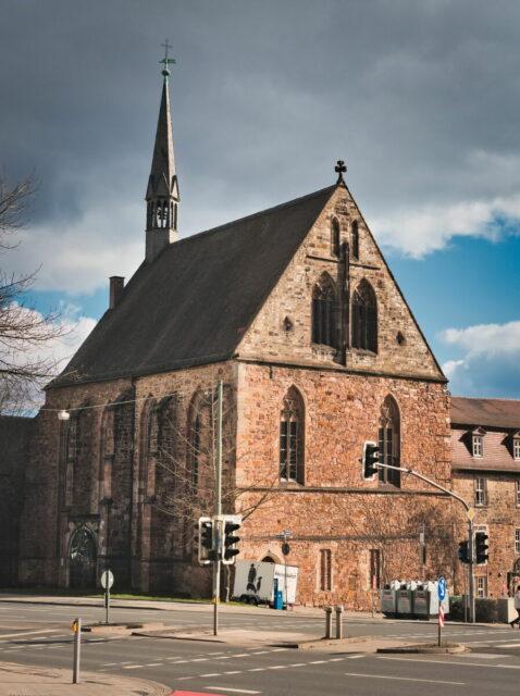 Kassel Architecture, Alte Brüderkirche