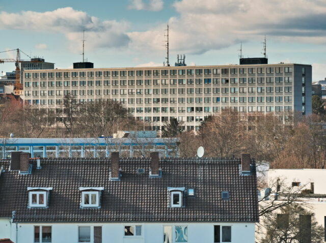 Kassel Cityscapes, Dr. Fritz-Hoch-Haus