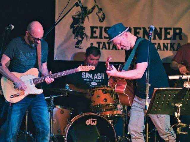 Eisbrenner Live On Stage